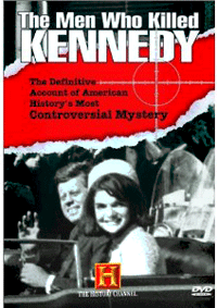 Men who killed Kennedy DVD